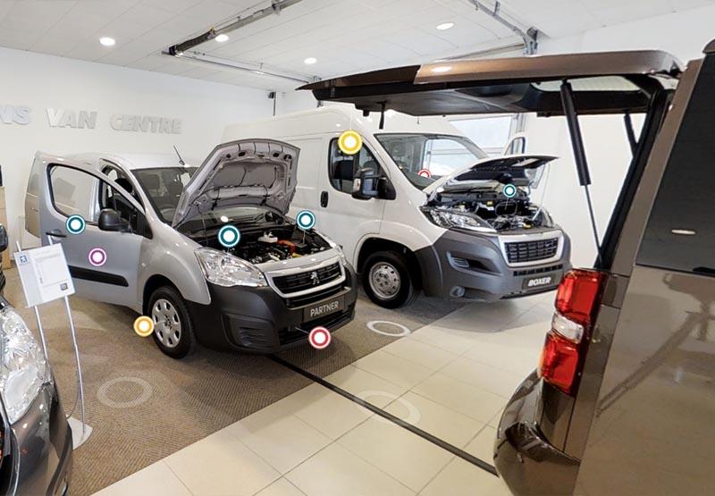 Hawkins Motors Van Centre